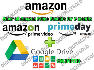 EDU Email Address ✔ FREE 6 Months Amazon Prime + Unlimited GDR1VE + MORE