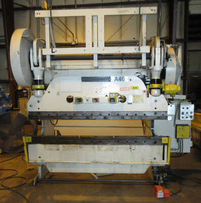 Cincinnati Mechanical Press Brake Series # 5 135 Ton X 8 Ft Overall