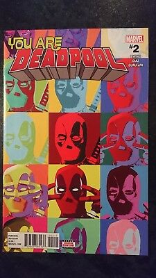 You Are Deadpool #2 (Marvel, 2018)