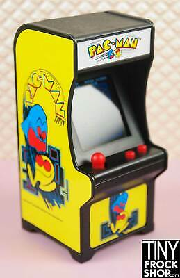 Barbie Size Table Top Worlds Smallest Pac-Man- Really Works!