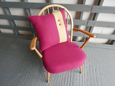 Cushions & Covers Only. Ercol 305 Chair.  Camira Citadel Fabrics