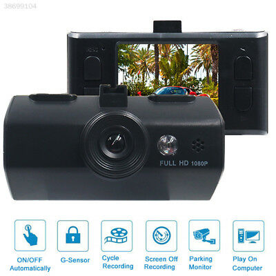 2 inch Car Parking Monitor Dash Cam Clearly Camera 1080P HD Driving Recorder