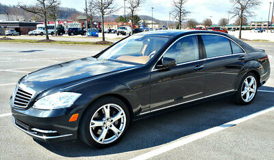 2013 Mercedes-Benz S-Class 4matik RARE color, excellent condition, no issues, service up to date