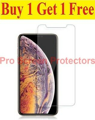 For Apple iPhone XS Screen Protector Best Tempered Glass Thin Protection