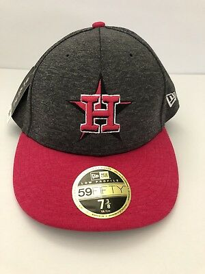b829ce8e0e725d New Era 59FIFTY 2017 Mother's Day Low Profile Houston Astros Size 7 3/8 Cap
