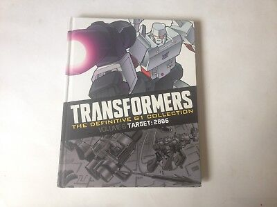 Transformers The Definitive G1 Collection  Volume 6    Target : 2006 2016