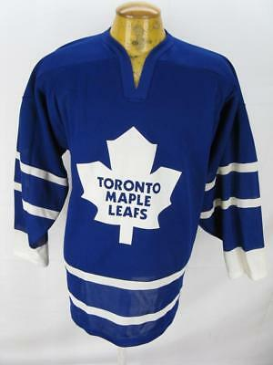 Mens Toronto Maple Leafs CCM NHL Hockey Jersey Shirt M Medium