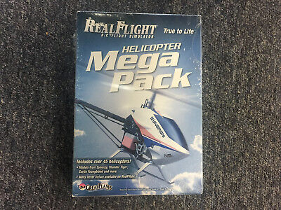 RealFlight Helicopter Mega Pack for RealFlight Simulator GPMZ4162