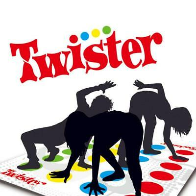 Funny Twister The Classic Family Kids Party Outdoor Body Game With 2 More Moves