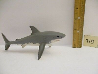 Schleich Great White Shark 6 inches Long