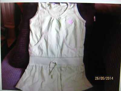 Baby Girls Summer Dress Age 18-24 Months 1.5-2 Years Good Condition