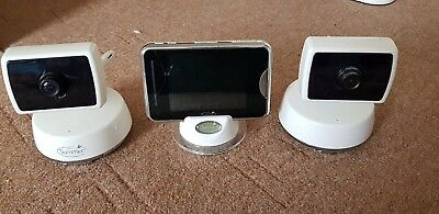 Summer Infant Baby Monitor and 2 Camera's