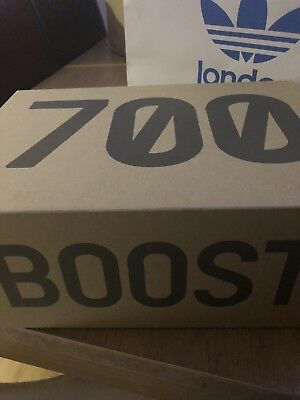 adidas Yeezy Boost 700 Size 8. Comes And Will Be Posted With Original Receipt