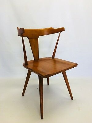 Vintage Paul McCobb Planner Group Dining Chair Mid Century