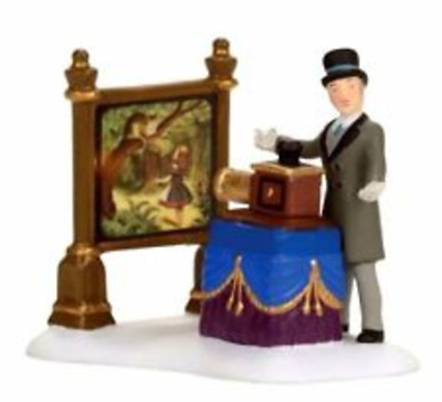 Dept 56 Dickens Village-Amazing Magic Lantern Show-Free ship-brand new