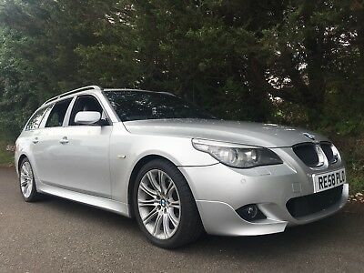 2008 58 Bmw 520D M Sport Touring * Proper Correct Car * Here To Be Sold *