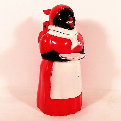 Rare Aunt Jemima Syrup Pitcher by F&F Mold & Die Works