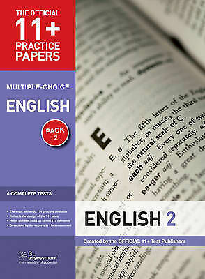11+ Practice Papers English Pack 2 (Multiple Choice): English Test 5, English...