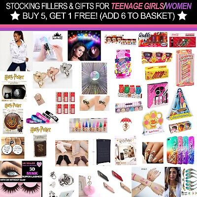 Christmas Eve Stocking Fillers Birthday Gifts present For HER TEENAGE GIRL WOMEN