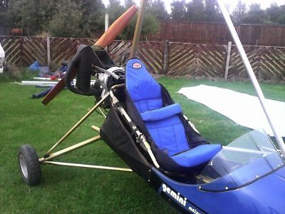 microlight aircaft