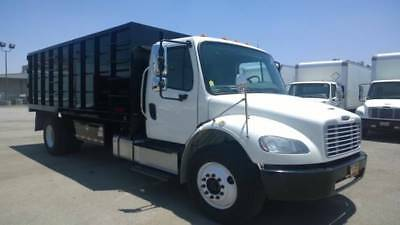 Freightliner ROOFER DUMP TRUCK ROOFING LANDSCAPE CONTRACTOR PAVING ford gmc hino