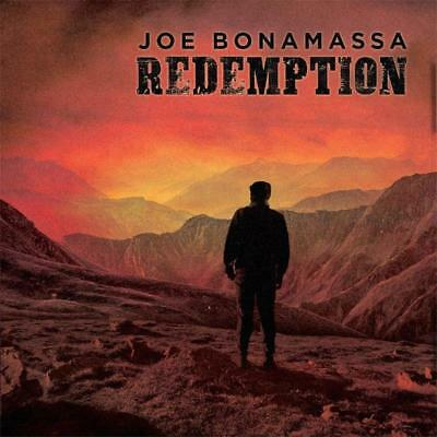 Joe Bonamassa Redemption Cd New