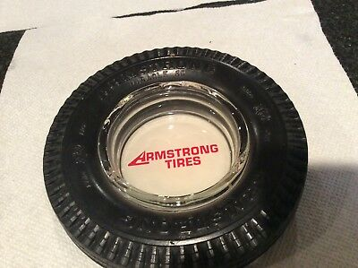 Armstrong Tires Tire Ashtray Rhino Flex miracle sd