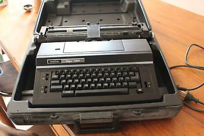 Brother Electronic Type Writer