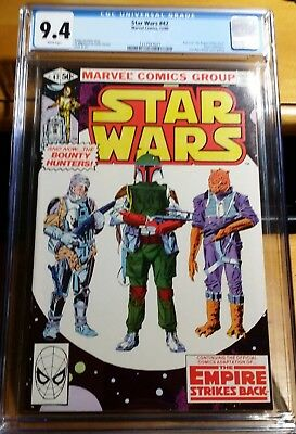 Star Wars #42 - Boba Fett cover, Empire Strikes Back adaption