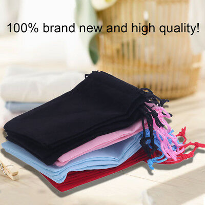 20pcs Gift Bag Jewelry Display 5x7cm Velvet Bag/jewelry Bag/organza Pouch P5