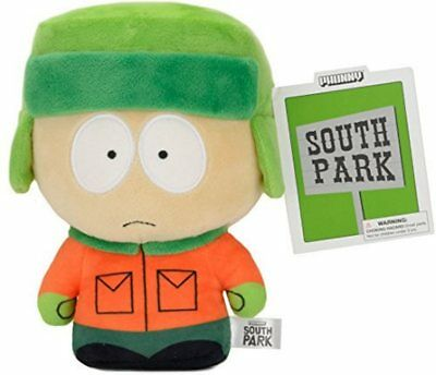 """South Park Phunny Kyle 7"""" Plush New with Tags"""
