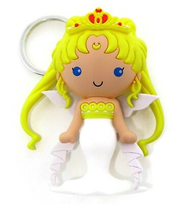 SAILOR MOON 3D Figural Keyring Series 2 NEO QUEEN SERENITY KEYCHAIN Blind Bag