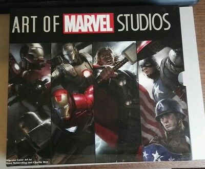 Art Of Marvel Studios Books inc Poster - As new condition