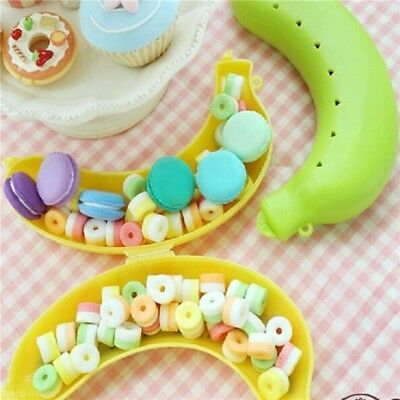 Banana Protector Case Container Trip Outdoor Lunch Fruit Box Storage Holder H5X