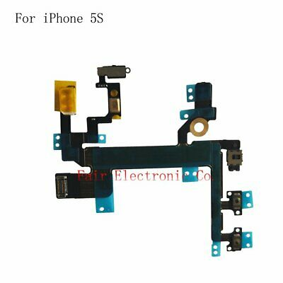 New Apple iPhone 5 Audio Control and Power Button Cable