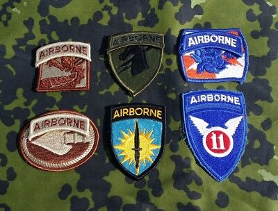 US Military Patches / Ecussons militaires US (#1)
