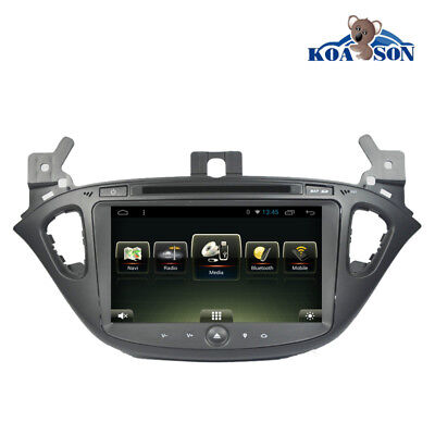 """8"""" Android7.1 OS 1+16G Car GPS Navigation for OPEL CORSA  With DVD  WiFi"""