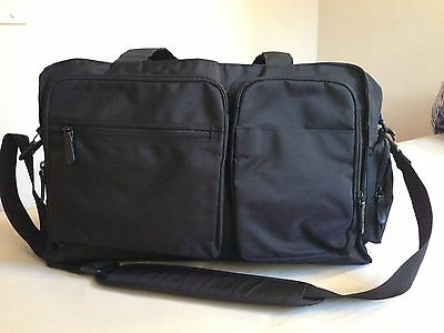 Muji Travel Bag Black