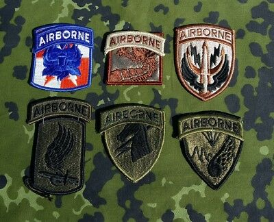 US Military Patches / Ecussons militaires US (#5)