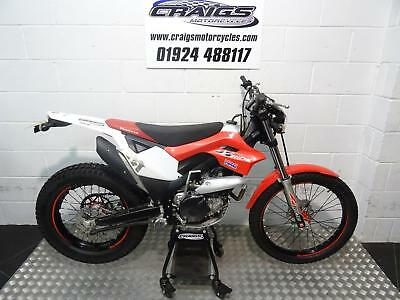 Montesa 4 Ride 2017 Only 314 Miles Road Registered Enduro Bike At Craigs