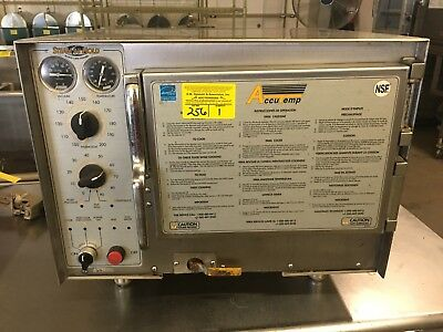 Accutemp Steam 'N' Hold Steamer Model S32083D0803020 in Electric 208v 1 Phase