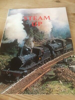 Steam Up - A Pictorial Tribute To Steam Operation In Western Australia