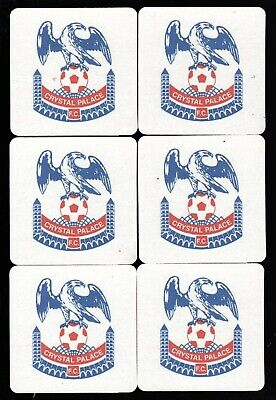 Coasters FREE POSTAGE UK LEEDS UNITED F.C Pack of Official Beer Mats