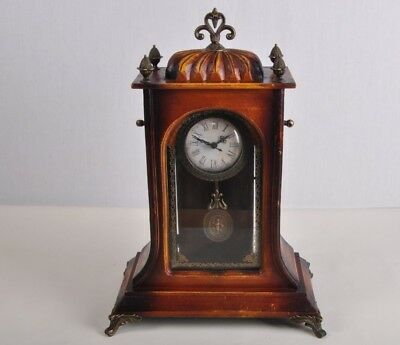 Old mantle clock - working