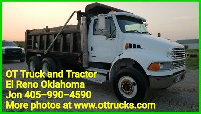 2004 Sterling Acterra Automatic 10 wheel Dump Bed Truck