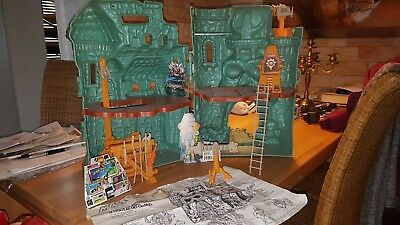 Masters Of The Universe Castle Greyskull