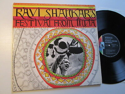 Ravi Shankar - Festival From India - 2Lp 1968 Liberty Records Lbs 83 226727 X