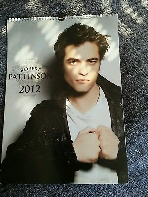 Kalender  Robert  Pattinson
