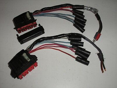 6 Circuit Mini ATC/ ATO Fuse Box / Block (2 Included)