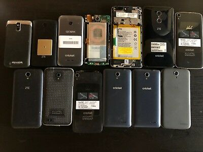 LOT of (13) ZTE/ Alcatel/ and other Devices with FREE shipping
